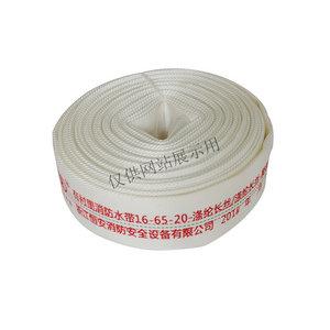 有衬里消防水带16-65-20-涤纶长丝-涤纶长丝-聚氨酯