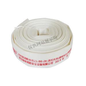 有衬里消防水带25-80-20-涤纶长丝-涤纶长丝-聚氨酯